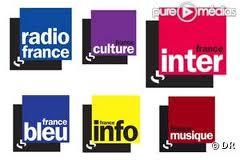 Logos Radio France