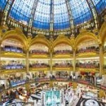 Galleries Lafayette, Shopping in Paris