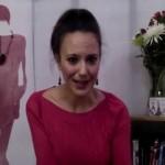 French actress Soraya Garre's Video Blog, Jan 13th