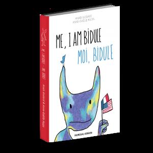Bidule, children book bilingual