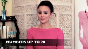 French for Beginners, lesson 7.2: Count up to 69 in French