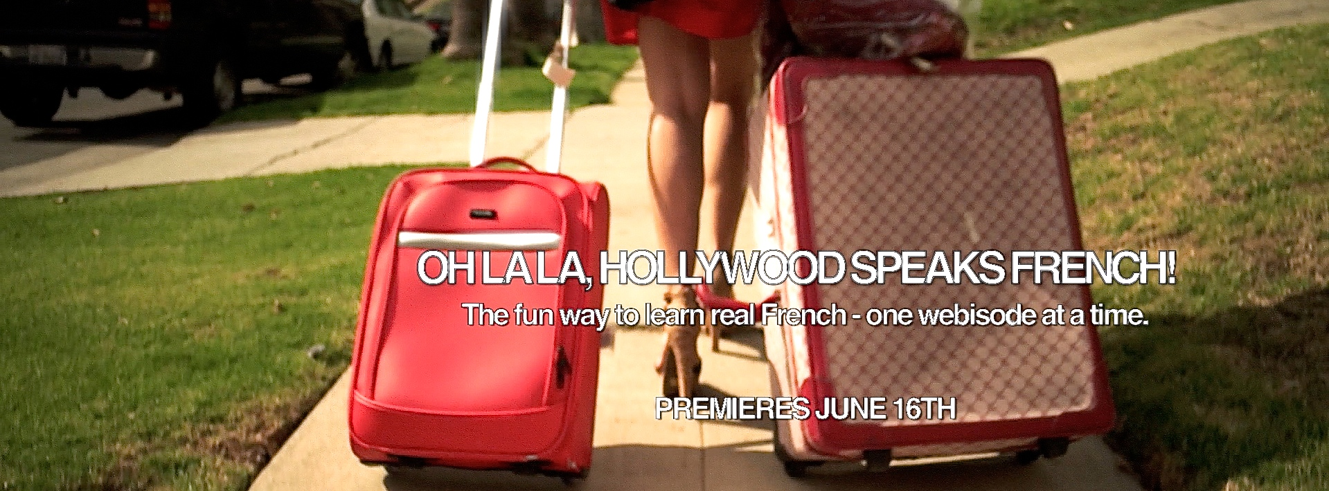 Oh La La, Hollywood Speaks French